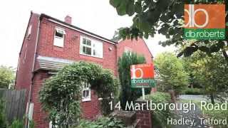 14 Marlborough Road, Hadley, Telford