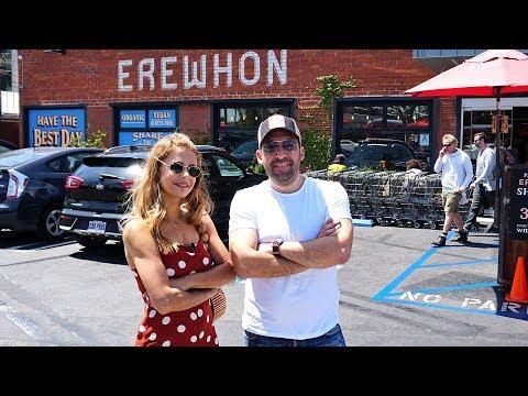 Hollywood Ünlülerinin Gittiği Marketi Gezdik: Erewhon Market