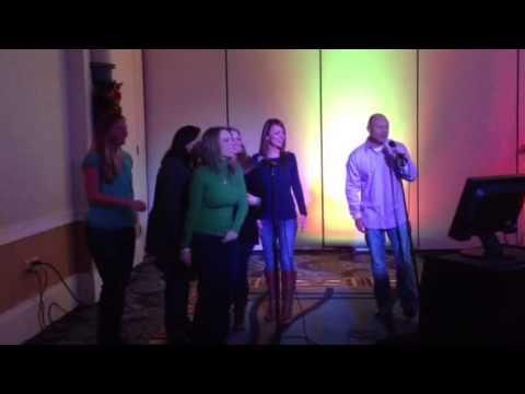Hanover ITRTs - Love Shack Karaoke