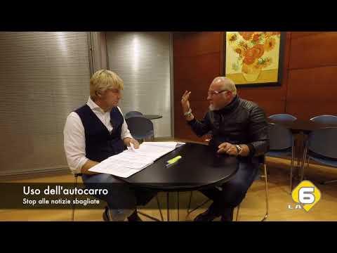 Uso dell'autocarro: tutto ciò che devi sapere/intervista/LA6/Canale 86