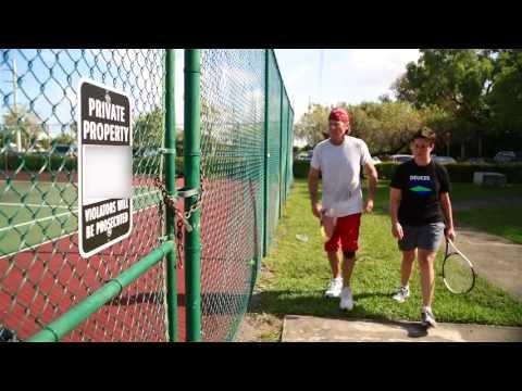 Season XI WPT Seminole Hard Rock down: Tennis down  Vanessa Selbst vs. Vince Van Patten