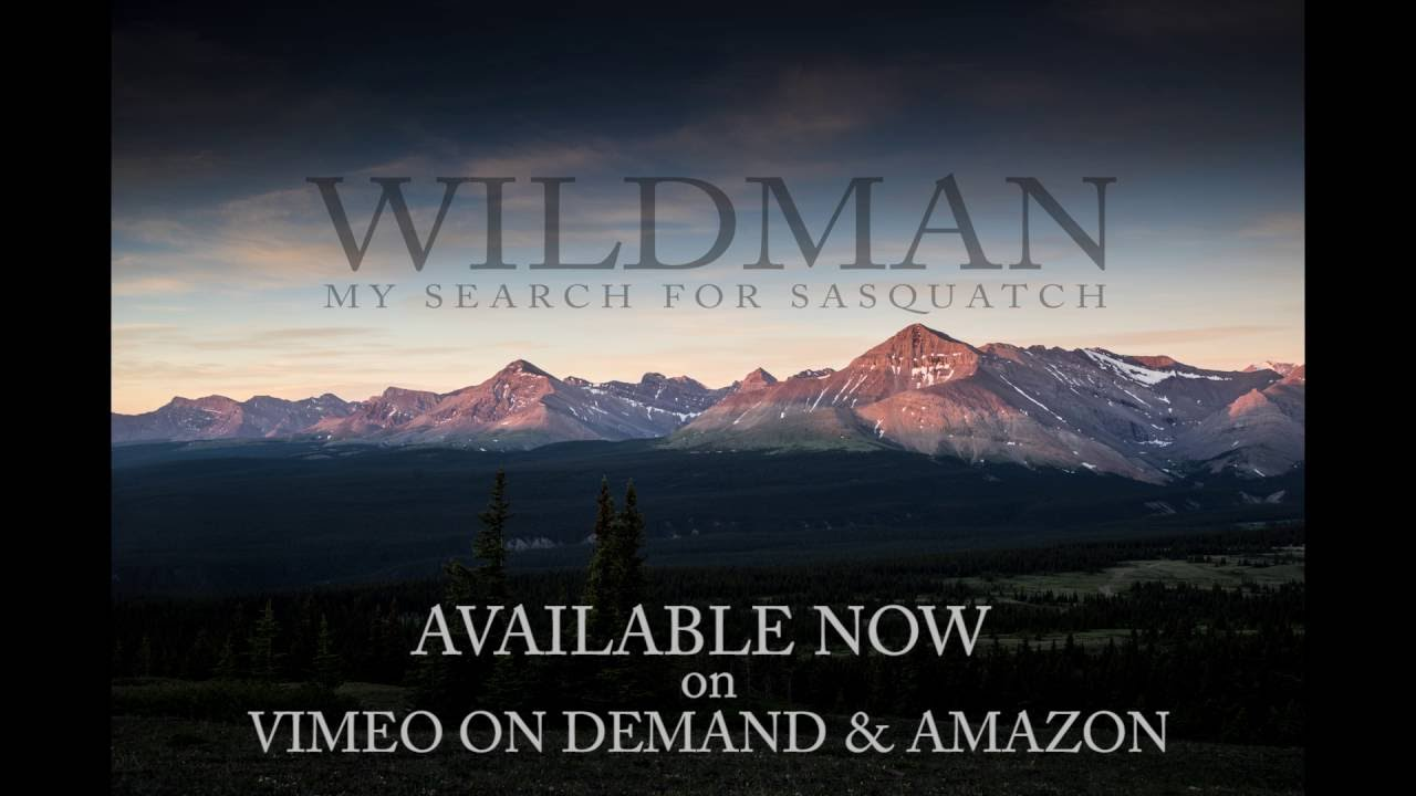Dr. John Bindernagel Interview - From Bigfoot Documentary - Wildman: My Search for Sasquatch