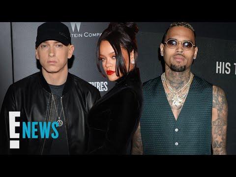 Eminem&39;s Rep Addresses Controversial Leaked   E News