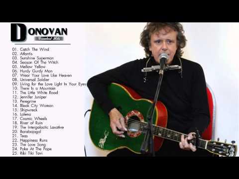Donovan Greatest Hits - Best Donovan Songs