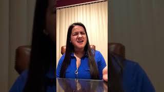 Te quedó grande la yegua - Amayrani Diaz (cover) Alicia Villarreal - Karaoke