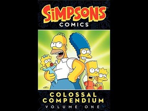 Simpsons Comics Pdf