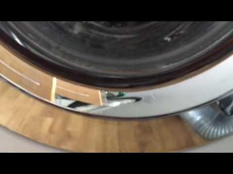 Lg wasmachine storing oe