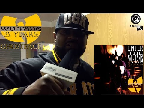 """25 years of """"Enter The Wu-Tang: 36 Chambers"""": Ghostface on creating the classic Mp3"""