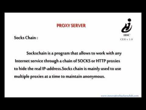 8 Socks Chain
