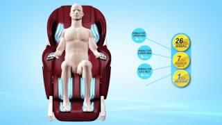 Массажное кресло OTO STARK SK 01(Здоровье - это бесценное богатство, которое нужно беречь и укреплять каждому человеку в течение всей жизни...., 2016-03-30T12:24:57.000Z)
