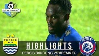 Download Video Highlights Babak 1: Persib Bandung vs Arema Malang - Liga 1 [15/04/2017] MP3 3GP MP4