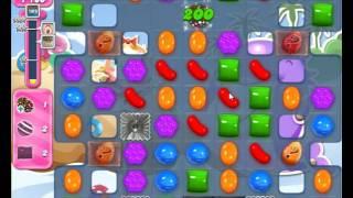 Candy Crush Saga Level 1634 Super Hard Level NO BOOSTER (2nd Version)