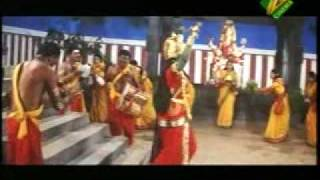 "climax from the movie ""DEVI DURGA SHAKTHI"""