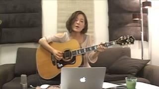 2013.8.18 森恵さんのUSTREAMライブより Megumi Mori is a rising Japan...