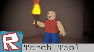 [ROBLOX Tutorial] - Torch Tool