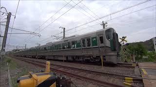 きのくに線227系1000番台普通列車