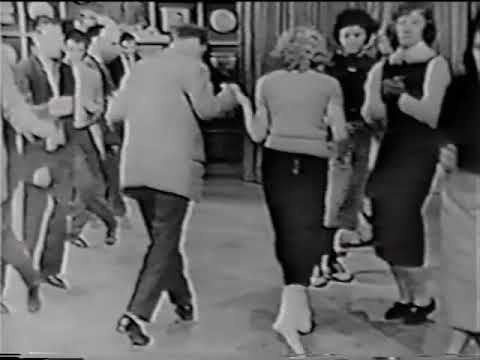 American Bandstand 1957 & 1968 - The Stroll, The Diamonds