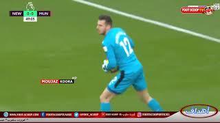 ملخص مباراة  نيوكاسل 1 مانشستر يونايتد 0 / البريميرليغ - الجولة 27