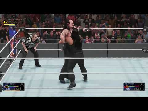 WWE 14th September 2019 - Roman Reigns Lost Control and Destroy Everyone In The Ring