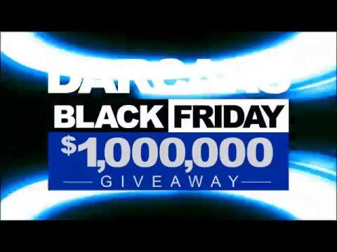 DARCARS Black Friday Giveaway