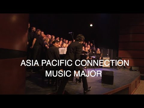 Music Programs and Asia Pacific Connection at North Central University