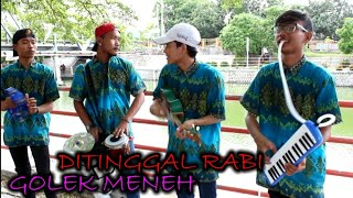 DITINGGAL RABI - PENGAMEN MONTAL MANTUL, FULL MELODI PIANIKA
