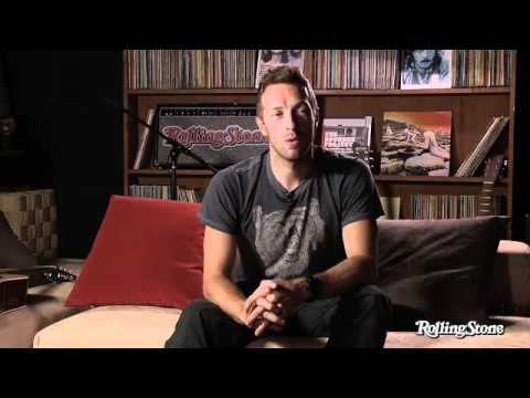 Chris Martin of Coldplay On working with Brian Eno and Rihanna