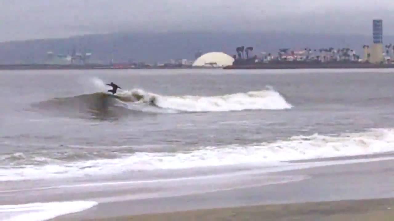 Surf In Lbz Long Beach Ca