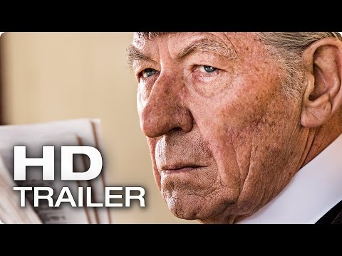 MR HOLMES Trailer German Deutsch (2015)