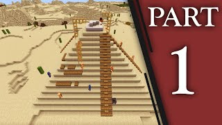 History of Humanity Portrayed by Minecraft Part 1