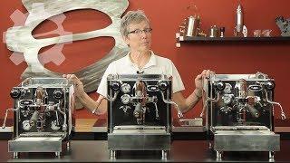 Izzo Espresso Machines Sneak Peek