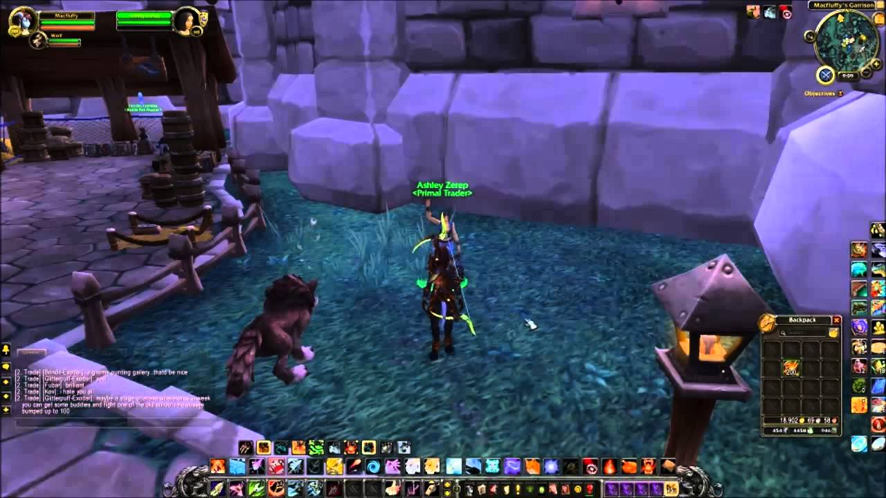 Wow where to find primal spirit vendor all garrison lvls youtube wow where to find primal spirit vendor all garrison lvls malvernweather Images