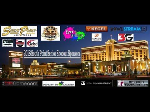 South Point Senior Shootout - Turbo Challenge Stepladder Finals