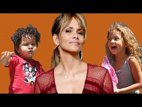 """Halle Berry: """"The battle"""" for kids with her ex-husbands"""