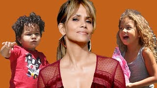 "Halle Berry: ""The battle"" for kids with her ex-husbands"
