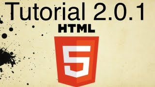 HTML5 Tutorial 2.0.1 | How to Create a Hypertext Link