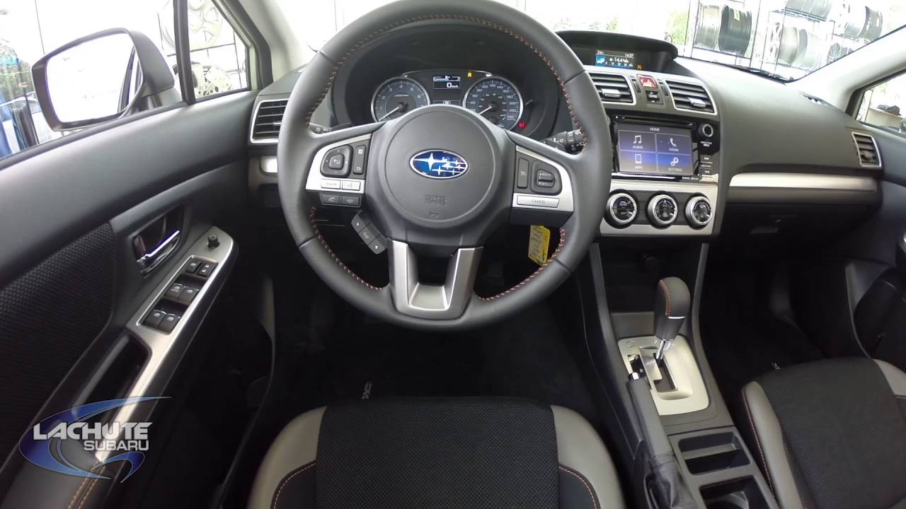 Subaru Crosstrek Awd 2016 Stock 16 165