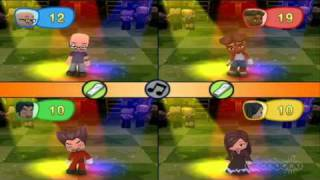 MySims Party (Wii) - Dance-off