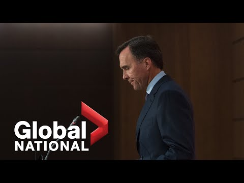 Global National: Aug. 17, 2020 | Bill Morneau out as Canada's finance minister