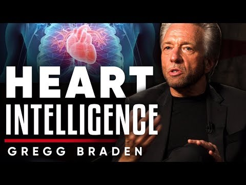 GREGG BRADEN - WHAT DOES HEART INTELLIGENCE STAND FOR?   London Real