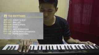 Casio CTK 2400 complete features and review after one year of use.