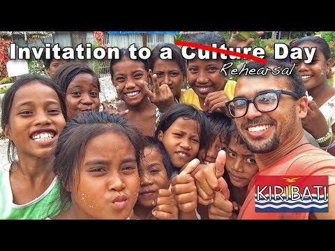My Introduction to Kiribati Culture | Abatao School, North Tarawa | Kiribati