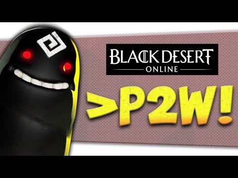 Black Desert Online | More Pay To Win Than Ever! New Update