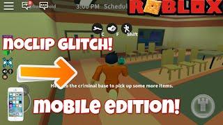 """Roblox jailbreak come noclip glitch """"mobile"""" nuovo modo di lavoro! ✔️✅☑️"""