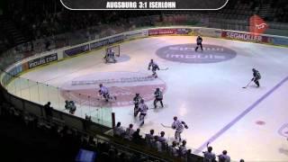 1878 TV | Augsburg - Iserlohn 21.10.2011