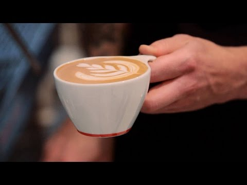 How to make a mocha latte with a keurig