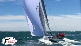 Farr 280 at Cowes Week: Day 5 Highlights