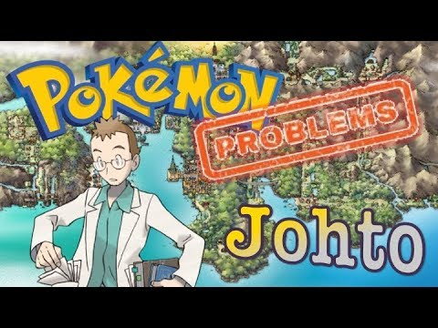 Top 6 Pokemon Problems with the Johto Region
