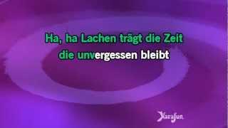 Karaoke Jugendliebe - Ute Freudenberg *
