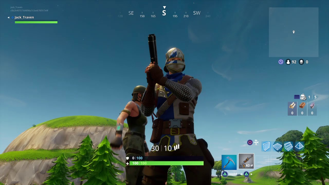 Fortnite Dance Party Army Girl Knight